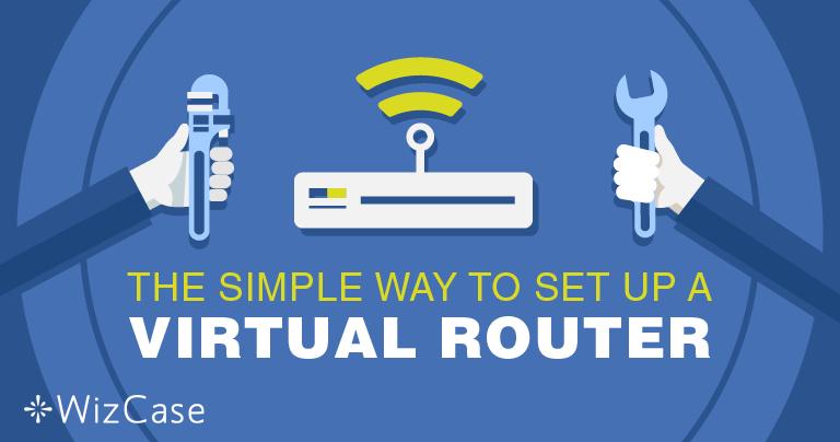 Postavljanje virtualnog routera na Windowsima pomoću VPN-a