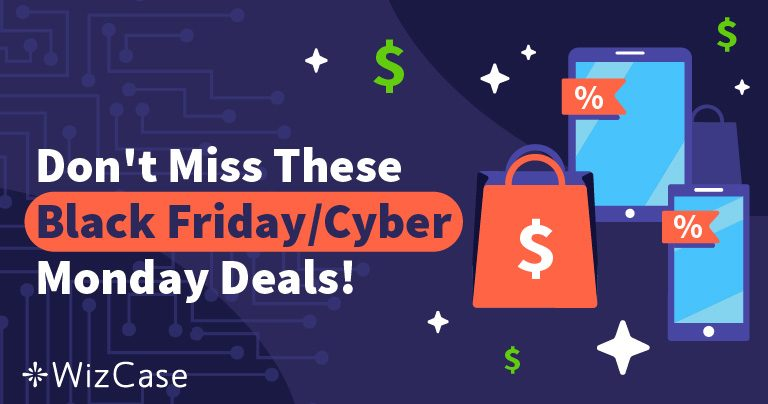 Najbolje VPN ponude za Black Friday i Cyber Monday u 2019 Wizcase