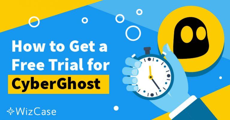 Iskoristite CyberGhost-ov besplatnu probnu verziju na 45 dana – evo kako