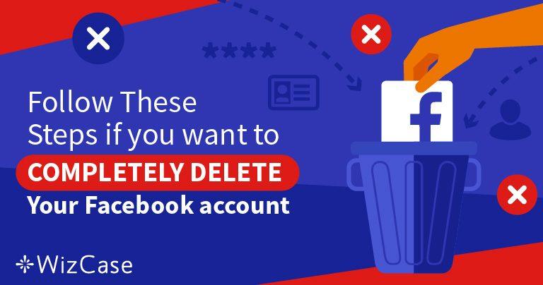 5 načina kako 100% obrisati sve podatke s Facebook računa