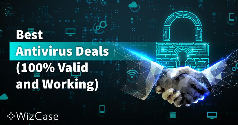 Najbolji važeći kuponi za antivirus u Rujan 2021.