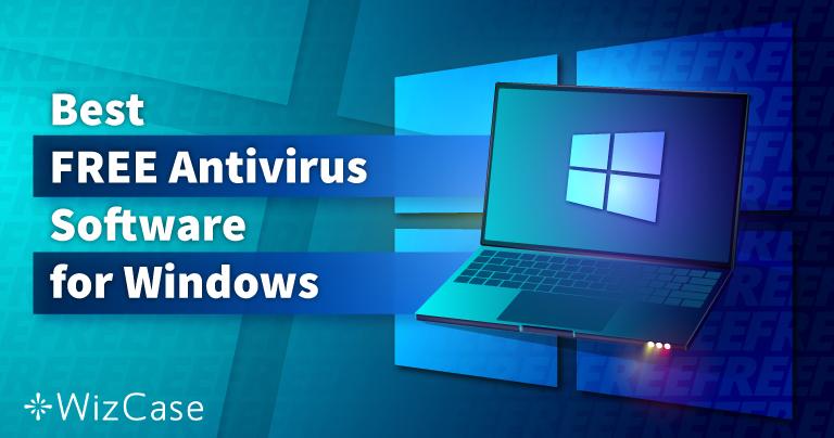 6 najboljih BESPLATNIH antivirusa za Windows (testirani 2021.)